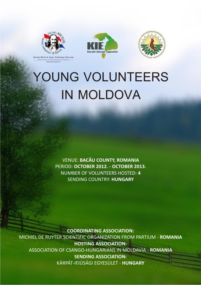 volunteer organizations in moldova essay Social issues, volunteering, civics - perspectives on volunteering to help others.